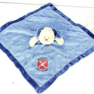 Carter's Mommy's All Star Puppy Security Blanket